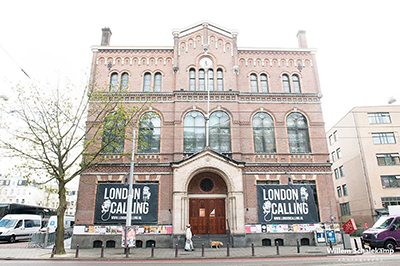 London Calling vindt plaats in Paradiso