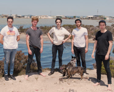 Rolling Blackouts Coastal Fever speelt op London Calling 2018