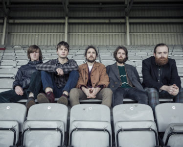 Fontaines D.C. speelt op London Calling Festival in Paradiso in Amsterdam.