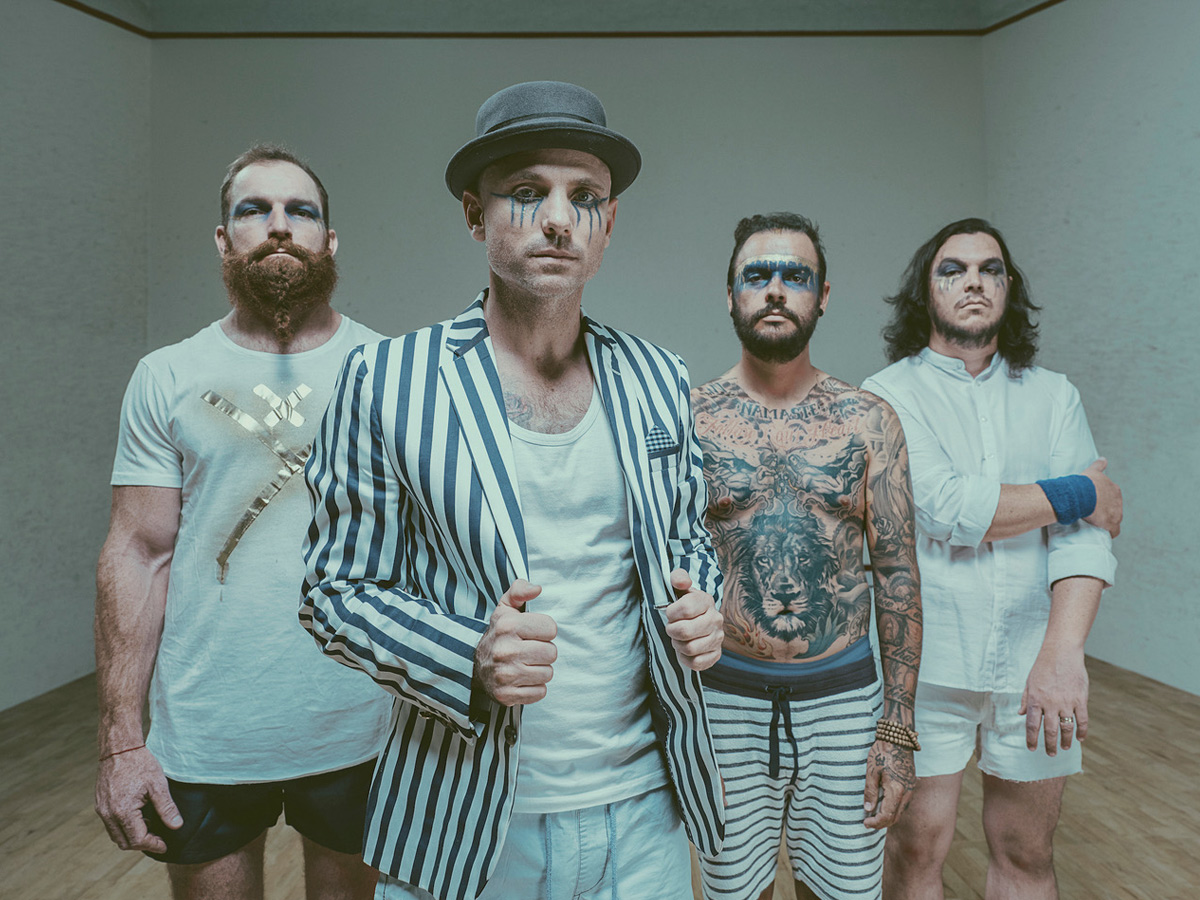 The Parlotones speelt op London Calling Festival op 26 en 27 oktober in Paradiso